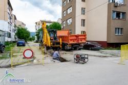 """Подменят над 290 метра от водопроводната мрежа в ж.к. """"Васил Левски"""""""