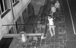 Пореден акт на вандализъм в двора на основното училище във Врачеш