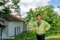"""Скравенският манастир """"Свети Николай"""" посреща поклонници в чист и приветлив вид"""
