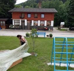 Доброволческите инициативи в Липница продължават