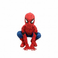 Момченцето скочило само от детската градина - казало, че е Спайдърмен