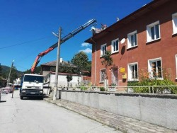 """До няколко дни сградата на кметството в Липница и НЧ """"Слънце 1929"""" ще бъде с нов покрив"""
