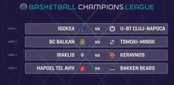 Балкан срещу Цмоки Минск в първия кръг на Шампионската лига
