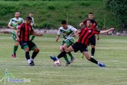 Балкан победи Локо Мездра с 6-0, Петко Петков с хеттрик при дебюта си със зеления екип