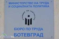 """Съобщение от дирекция """"Бюро по труда"""" - Ботевград"""
