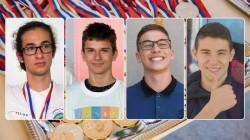 Български ученици спечелиха два сребърни медала от Менделеевската олимпиада по химия