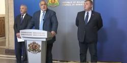 Обявиха промените в кабинета: И Ангелкова аут заедно с Горанов, Маринов и Караниколов