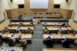 С кворум от 21 общински съветници започна редовното заседание на ОбС