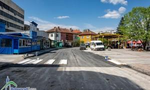 """Предложението за затваряне на ул. """"Свобода"""" в района на пазара бе подкрепено с 14 гласа """"за"""""""