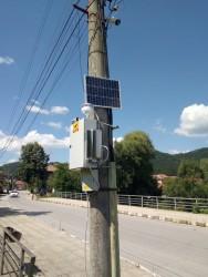 Изградена e система за ранно предупреждение при опасност от наводнения в община Етрополе