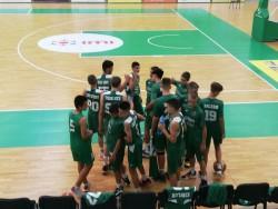 Балкан (14) с мощно начало на старта на финалния турнир в Ботевград