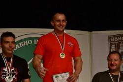 Стефан Цанов стана републикански шампион на канадска борба
