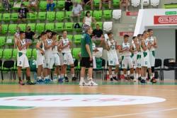 14-годишните на Балкан  спечелиха полуфинала, утре играят за титлата