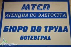 """Съобщение от Дирекция """"Бюро по труда""""- Ботевград"""