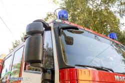 Изгоря каравана във вилната зона на Трудовец