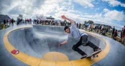 Кметът и гражданите избират заедно съоръженията за скейт зоната в парка на 28-ми септември