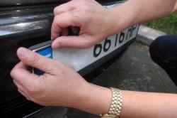 Задържан е жител на Литаково, управлявал автомобил с чужди регистрационни табели