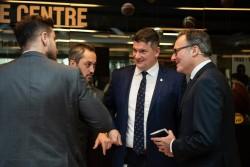 Деян Лекич, мениджър на Шампионска лига: Балкан трябва да се гордее с организацията на своя турнир