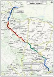 """Държавното дружество """"Автомагистрали"""" ще проектира и изгради близо 66 км от пътя Видин - Ботевград"""