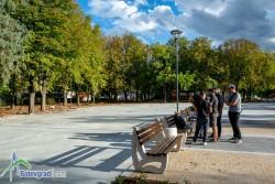 Докладната за скейт зоната в парка – най-обсъждана на извънредната сесия на ОбС
