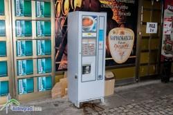 Разбиха три вендинг автомата в Ботевград