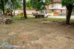 ОбС даде съгласие за отпускане на 11 000 за оборудване и настилка на нова детска площадка в Трудовец