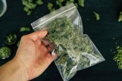 19-годишен е задържан с наркотични вещества при полицейска операция