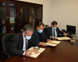 Група ГЕОТЕХМИН и Община Етрополе подписаха споразумение за подпомагане и реализация на съвместни проекти