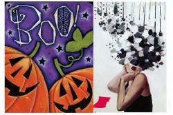 Артерапиано: Рисуване и вино за големите, завладяващо тиквено парти за малките