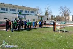 Футболистите на Балкан започнаха подготовка