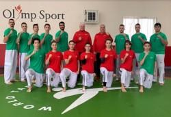 Двама от Сунг Ри на подготовка в Иран с националния отбор на България