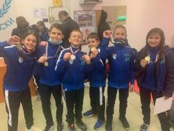 6 шампионски титли и общо 16 медала за Сунг Ри Ботевград