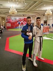 Стефан Стаменов със златен медал от Рамус София Оупън