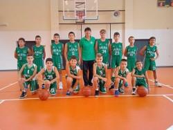 4 победи на Балкан над Рилски спортист при подрастващите
