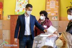 Дамян Маринов се обръща с благодарност към избирателите в община Ботевград