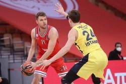 Огромно признание: Везенков е MVP на годината за Олимпиакос