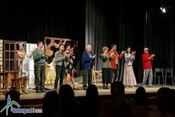 """Местните театрали отново представят пиесата """"Църква за вълци"""""""