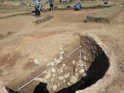 Археолози  продължават да проучват  трасето на скоростния път Ботевград—Мездра
