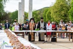Ловчански митрополит Гавриил благослови Ботевград и жителите му