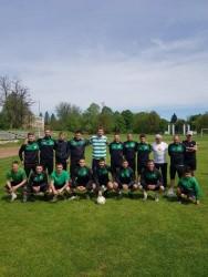 Александър Везенков и футболният Балкан на обща снимка