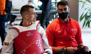 Владимир Далаклиев – първа резерва за олимпийските игри