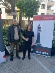 """Отлично представяне на шахматисти от клуб """"Балканъ"""" на турнира """"Аксидия мастърс"""""""