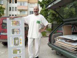 Георги Младенов – един художник в Ботевград