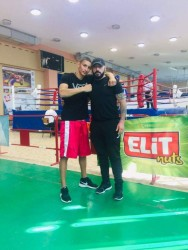 Румен Руменов със злато при младежите на турнира в Ботевград
