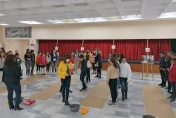 """Десетки ученици се включиха в инициативата """"Аз рисувам Ботев"""""""
