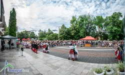 Голямо фолклорно надиграване в Трудовец