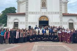 Ботевградският църковен хор откри музикалната програма на провославния фестивал в Поморие