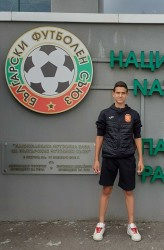 Млад футболист от Балкан бе повикан в проектонационалня отбор