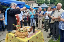 В Липница почетоха Деня  на Света Троица