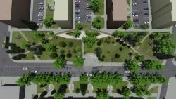 """Предстои обществено обсъждане на актуализиран проект за благоустрояване в района на бул. """"Цар Освободител"""""""